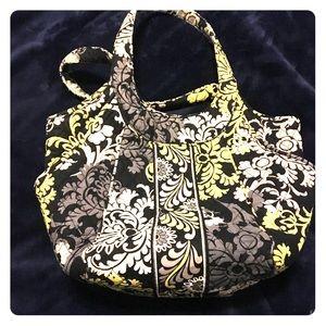 Vera Bradley shoulder bag - baroque pattern